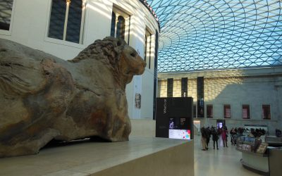 BRITISH MUSEUM AND BLOOMSBURY TOUR 4 HOURS