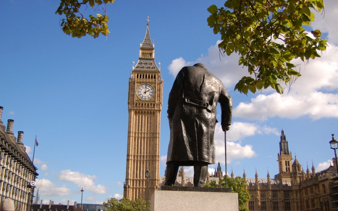 WINSTON CHURCHILL IN LONDON – 4 HOURS
