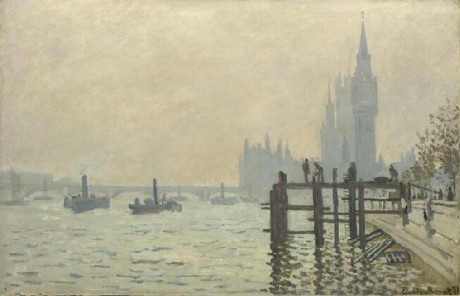 THE IMPRESSIONISTS in LONDON – 4 HOURS