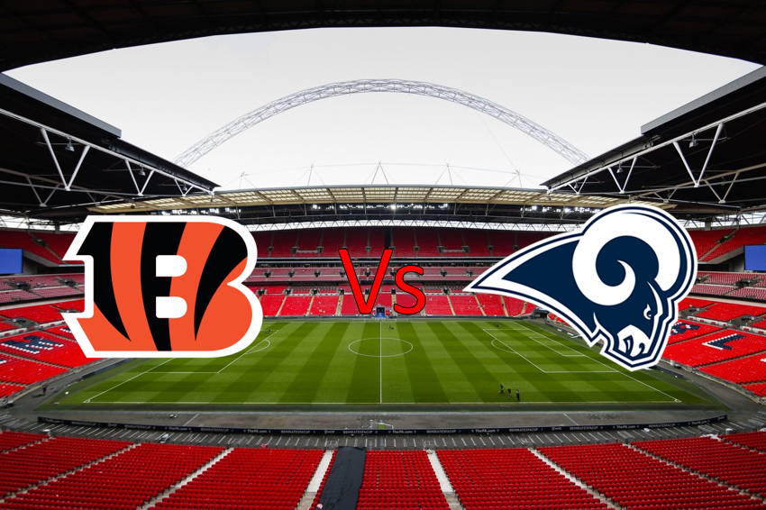 NFL cincinnati bengals los angeles rams