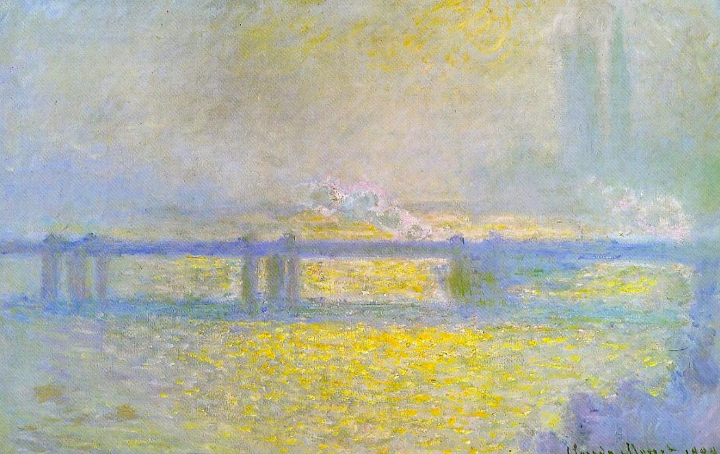 In the footsteps of the impressionists