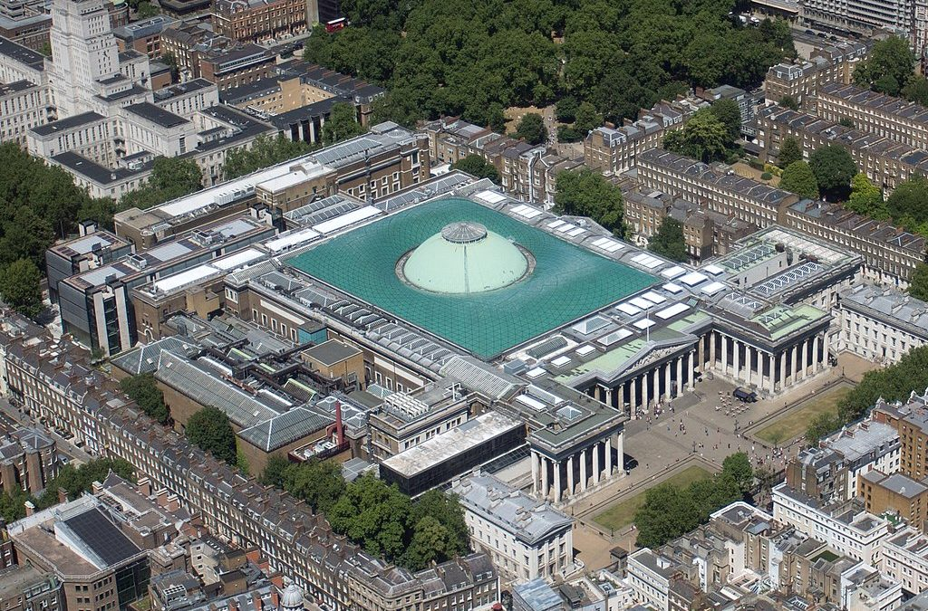 Happy Birthday to The British Museum