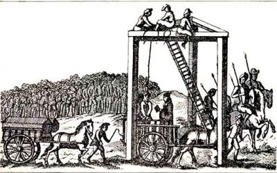 Off with his/her head – London's Executions